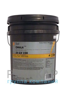 Масло Shell Omala S4